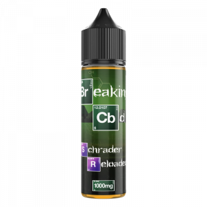 SCHRADER RELOADED - BREAKING CBD SERIES This flavour has been loaded and then RELOADED with flavour! Mixed berries, floral aniseed and cool menthol are blitzed together in this ever-famous flavour. 50ml - 120 1000mg - 3000mg 50VG/50PG