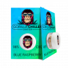 BLUE RASPBERRY FLAVOUR INFUSED CBD SHATTER Sativaworx Gorilla Chiller Blue Raspberry flavour infused cbd shatter will get your mouth watering. This 98% cbd pot of sweet & fruity shatter will really chill you out